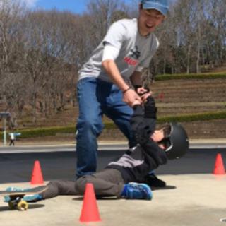 3月18日更新 スケートボード教室