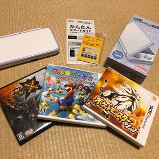 美品❗️ニンテンドー Nintendo 2DS ll 本体 ソフ...