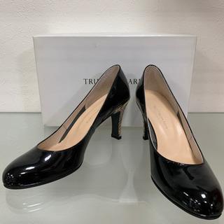 婦人靴トラサルディ(新品)