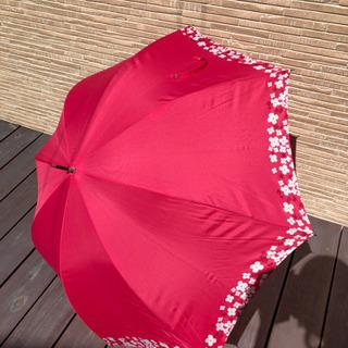 イルムス 傘 晴雨兼用