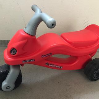 子供用バイク型のりもの