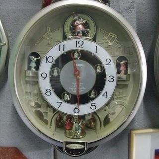R0699) セイコー 掛時計 チャーミングベル その他家電 店...