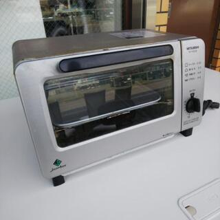 三菱オーブントースター BO-R20JB-S 09年製品 …