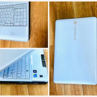 🔵東芝Dynabook TX/67 15.6インチ/i5/8GB...