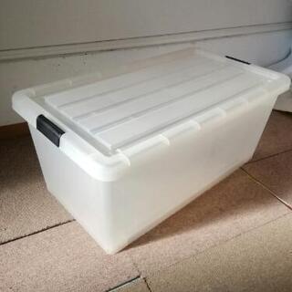 プラスチック収納ケース パート1