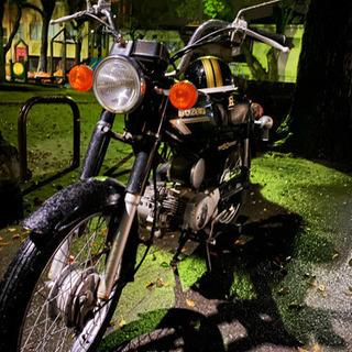 K50 50ccバイク