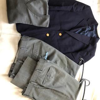 東岡工 男子制服