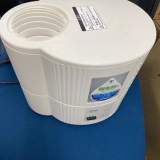 加湿器 使用回数少なめ 手入れせずに長期保管期間