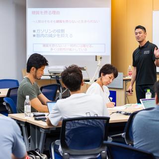 PCPパーソナルトレーナー養成講座1期生 募集