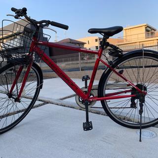 自転車ギアあり