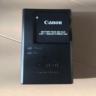 【新品同様】純正 Canon NB-11L バッテリー&充電器
