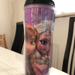 新品未使用 アナと雪の女王 エルサ 水筒 タンブラーの画像