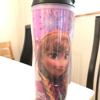 新品未使用 アナと雪の女王 エルサ 水筒 タンブラー - その他