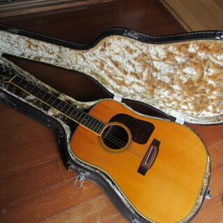 アコースティックギター YAMAKI 中古 ハードケース付き 現...
