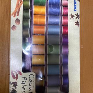 JUKI ハンディクラフト用糸 刺繍糸
