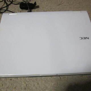 (お取引中) NEC  PC-LL550/T 中古動作品