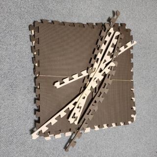 無料 ジョイントマット 大判60センチ×4枚(半畳サイズ)