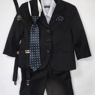 男の子用入園式スーツセット
