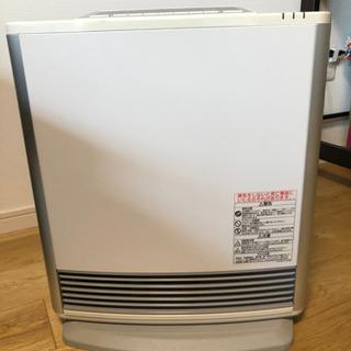 美品 ガスファンヒーター 空気清浄機