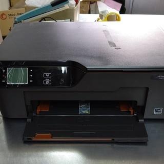 プリンター 卓上 HP インクジェットプリンター スキャン付 インク付