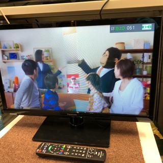 Panasonic 液晶テレビ 24V型 2014年製