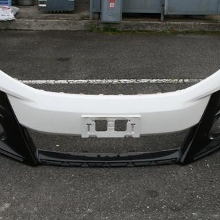 【中古】トヨタ ノア G's GRスポーツ フロントバンパー