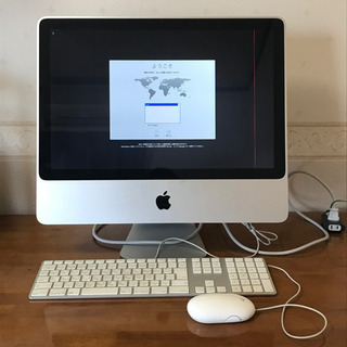 iMac (Mid 2007)  5000円