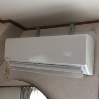 エアコンに関する事は、点検、回収、新設、取外取付