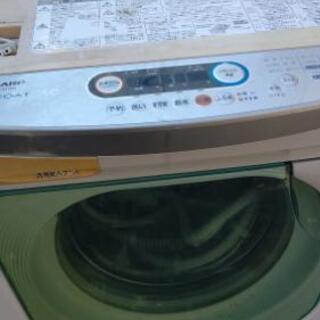 【再オープン】SHARPドラム式洗濯機7Kg