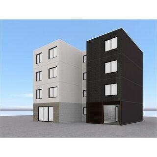 [テナント情報]人気の都市ガス仕様の新築1階テナント・今なら駐車...