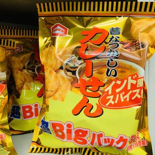 亀田製菓 カレーせんBIGパック ブルガリア高級チョコレート入荷...