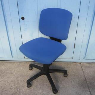 事務イス オフィスチェア ブルー OS420
