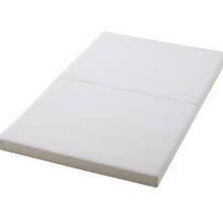 ベビー布団 固綿 二つ折りタイプ