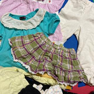 ★女の子服90〜110