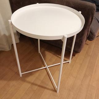 値下げ IKEA サイドテーブル