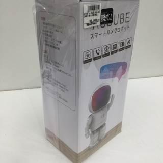 スマートカメラロボット FUGU FG-SECCAMO01-WH...