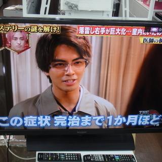 シャープ アクオス 40v型液晶テレビ LC-40H11 201...