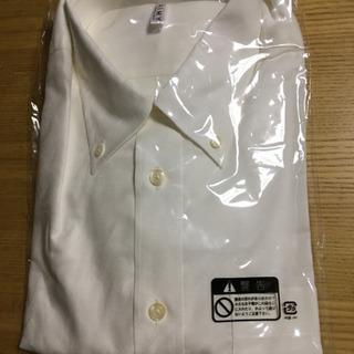 [新品]AIMY長袖オックスフォードワイシャツ 2L