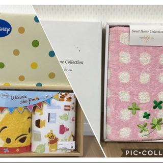 【新品】箱入り 可愛いタオルセット
