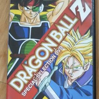 ドラゴンボールZ スペシャル コレクション DVD バーダック