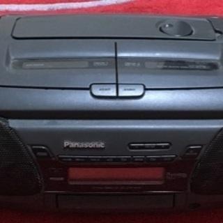 パナソニック Panasonic Stereo RX-DT…