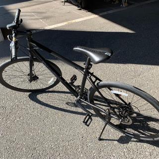 盗難にあった自転車を探しています