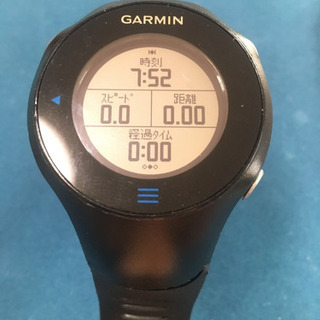 GARMIN fore athlete610 ジャンク
