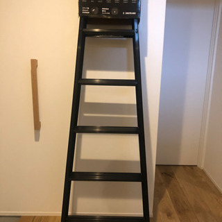 新品!6段 はしご兼用脚立