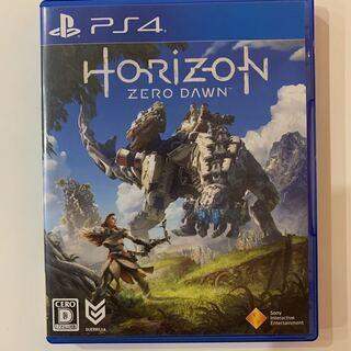 PS4ソフト Horizon Zero Dawn ホライゾンゼロ...