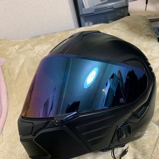 ヘルメット カブト OJK KAZAMI システムヘルメット美品
