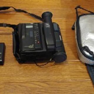 ビデオカメラ(ジャンク)