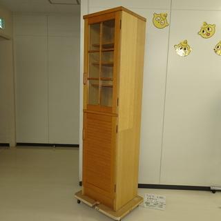 スリム食器棚(R202-75)