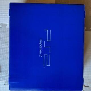 PS2本体 差し上げます(SCPH-10000 AVケーブ…