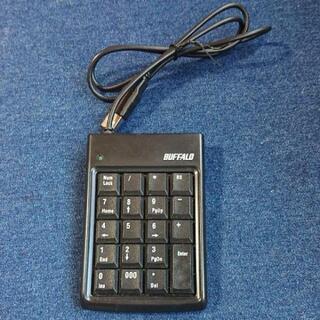 BUFFALO テンキーボード BSTK01BK